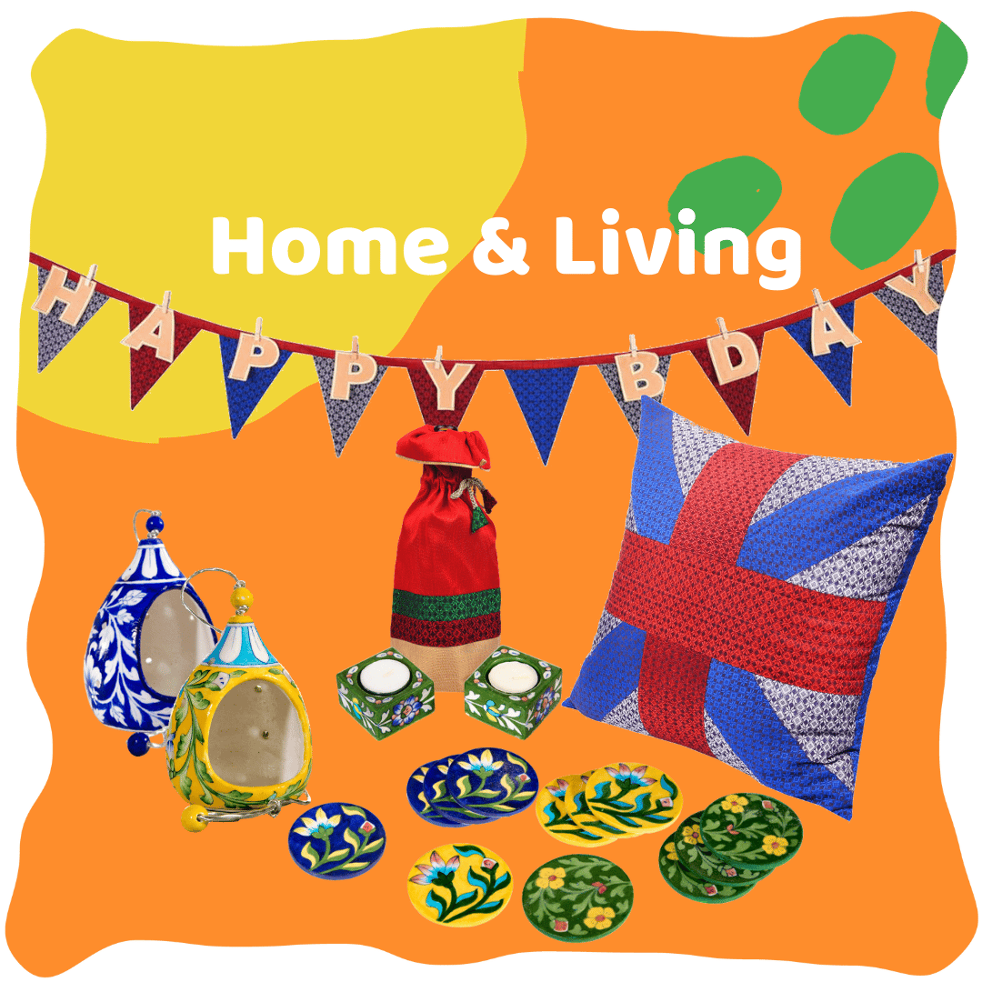 Sustainable home and living products by Ethiqana selling ethically sourced products